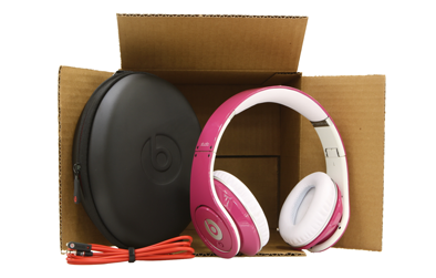 Earbuds with case included - studio headphones with case